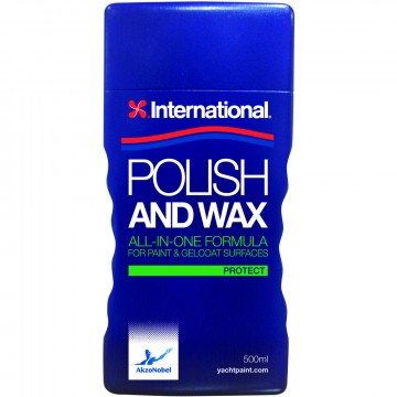 Polish and Wax 500 ml